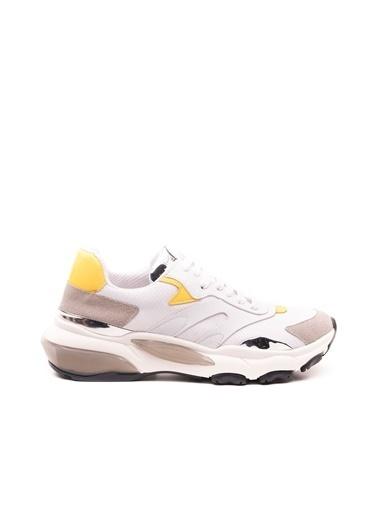 Mille Sneakers Sarı
